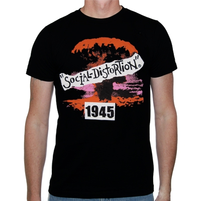 social-distortion - 1945 | T-Shirt