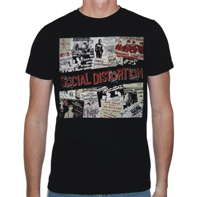 social-distortion - Flyer | T-Shirt