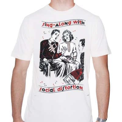 Social Distortion - Sing-A-Long | T-Shirt