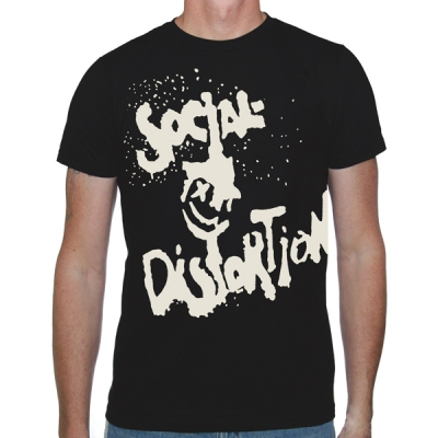 social-distortion - XD Eye Classic | T-Shirt