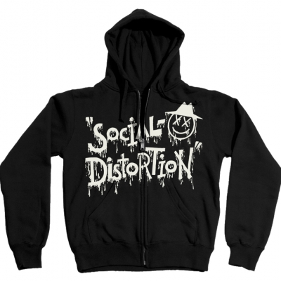 social-distortion - XD Eye | Zip-Hood