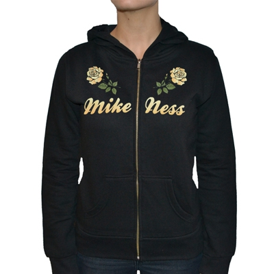 Mike Ness - Yellow Rose Girl Hoodie