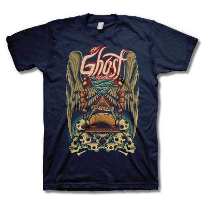 The Ghost Inside - Outlive | T-Shirt