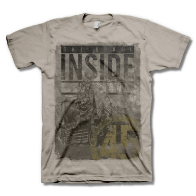 The Ghost Inside - Engine 45 | T-Shirt