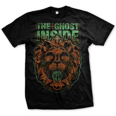 The Ghost Inside - Lion Heart | T-Shirt