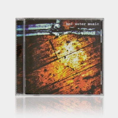 shop - Live At The Hardback | CD