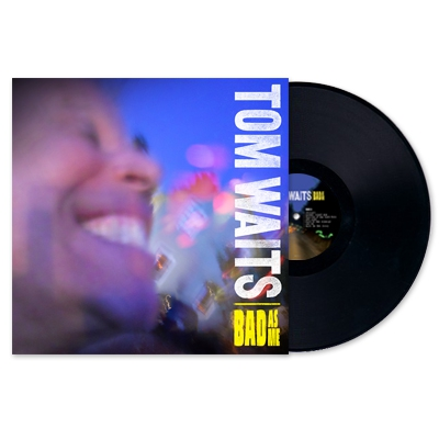tom-waits - Bad As Me | 180g Vinyl
