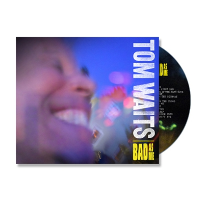 Tom Waits - Bad As Me | Deluxe CD