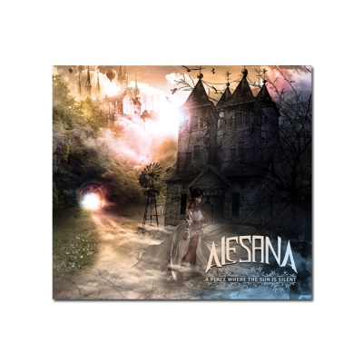 Alesana - A Place Where The Sun Is Silent  | CD