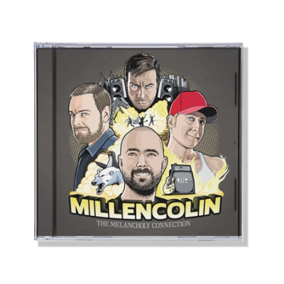 Millencolin - The Melancholy Connection | CD/DVD
